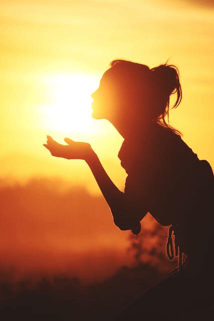 Eccezionale √ 10 Pensieri positivi « Sotto un Arcobaleno di Luce ღ Arcangeli  OF79
